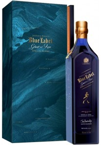 Johnnie Walker Blue Label Ghost and Rare 1 lt.