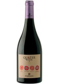 Quater Vitis Rosso Firriato 2014 0,75 lt.