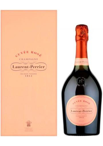 Champagne Laurent Perrier Cuvèe Rosè Brut Astucciato 0,75 lt.
