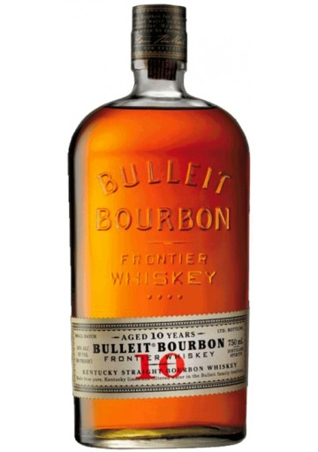 Whisky Bulleit Bourbon 10 Anni 0,70 lt.