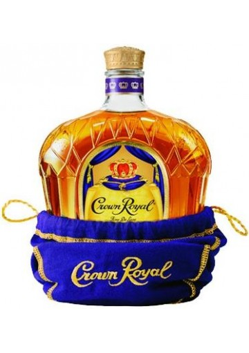 Whisky Crown Royal Blended 1 lt.