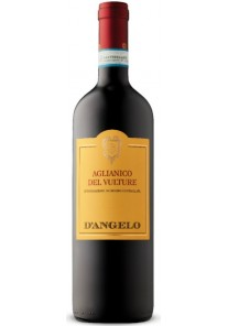 Aglianico del Vulture D\'Angelo 2013 0,75 lt.