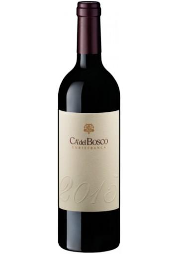Curtefranca Ca\'del Bosco Rosso 2015 0,75 lt.