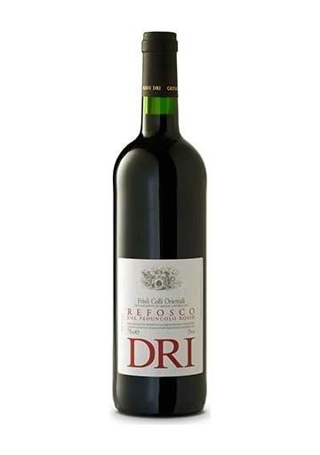 Refosco dal Peduncolo Rosso Dri 2012 0,75 lt.