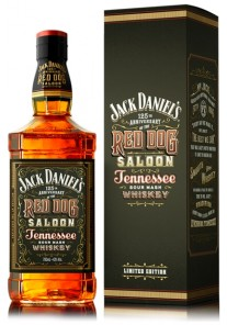 Whisky Jack Daniel\'s  Red Dog Saloon Limited Edition 0,70 lt.