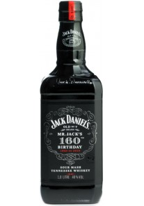 Whisky Jack Daniel\'s Mister Jack\'s 160th Birthday 1 lt.