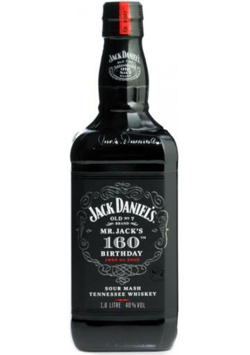 Whisky Jack Daniel\'s Mister Jack\'s 160th Birthday 1 lt.