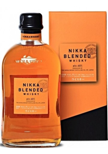 Whisky Nikka Blended 0,70 lt.