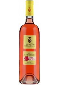 Rosato Five Roses Leone de Castris 2017 0,75 lt.