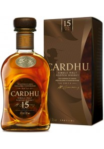 Whisky Cardhu Single Malt 15 Anni 0,70 lt.