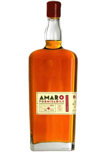 Amaro Formidabile  0,70 lt.