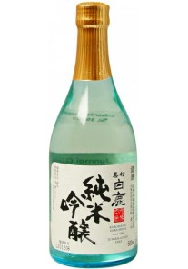 Sake Junmai Ginjo Hakushika 0,50 lt.