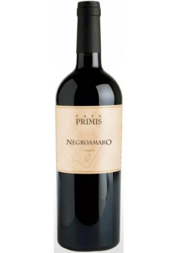 Negroamaro Primis 2016 0,75 lt.