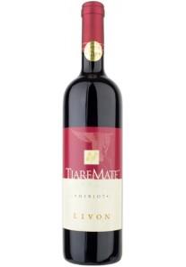 Merlot Tiare Mate Livon 2003 0,75 lt.