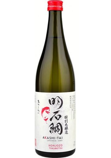 Sake Akashi-Tai Honjozo Tokubetsu 0,72 lt.