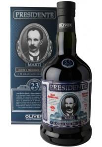 Rum Presidente 23 Anni 0,70 lt.