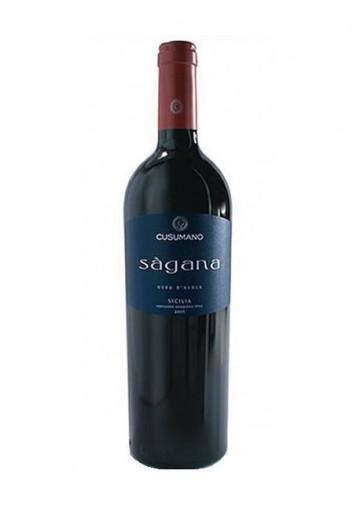 Nero D\'Avola Cusumano Sagana\' 2011 0,75 lt.