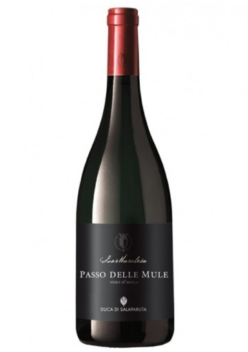 Nero d\'Avola Duca Di Salaparuta Passo delle Mule 2013 0,75 lt.