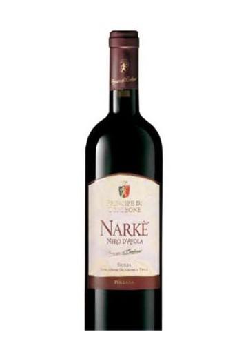 Nero d\'Avola Principe di Corleone Narkè 2014 0,75 lt.