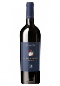 Nero D\'Avola Santa Cecilia 2008 0,75 lt.