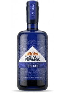 Gin Warner Edwards Dry Gin 0,70 lt.