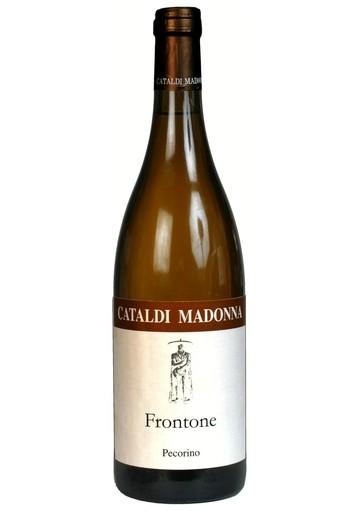 Pecorino Cataldi Madonna  Frontone  2013  0,75 lt.
