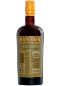 Rum Hampden Estate Jamaica 0,70 lt.