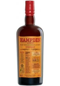 Rum Hampden Estate Jamaica Overproof 0,70 lt.
