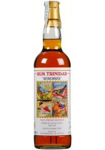 Rum Trinidad Remember 2016 Moon Import Reserve 0,70 lt.