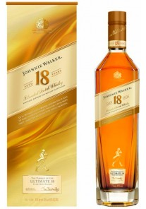 Whisky Johnnie Walker Blended 18 Anni 0,70 lt.