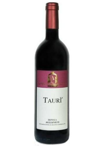 Aglianico Caggiano Tauri 2016 0,75 lt.