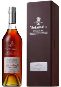 Cognac Delamain Reserve de la Famille  0,70 lt.