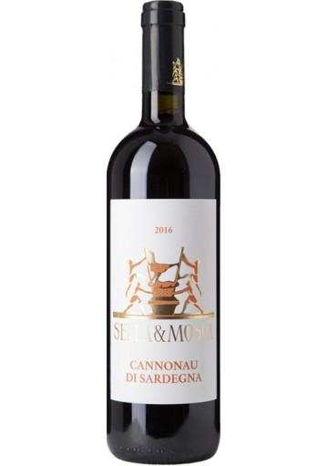 Cannonau di Sardegna Sella&Mosca 2016 0,75 lt.