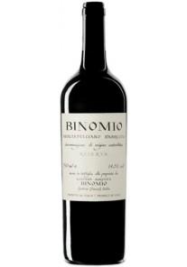 Montepulciano d\'Abruzzo Binomio Riserva 2014 0,75 lt.