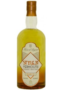 Vermouth Style.31 Bianco Rossi d\' Angera 0,75 lt