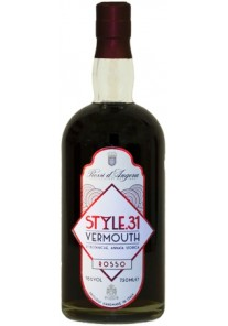 Vermouth Style.31 Rosso Rossi d' Angera 0,75 lt