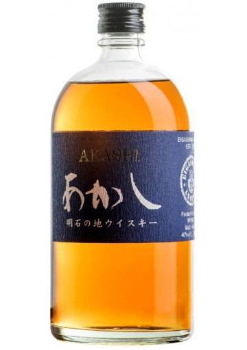 Whisky Akashi Blue 0,70 lt