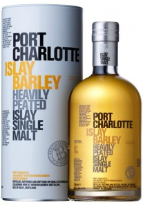 Whisky Port Charlotte Islay Barley Single Malt 0,75 lt.