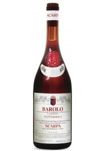 Barolo Scarpa Tettimorra 2013 0,75 lt.