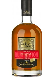 Rum Nation Trinidad 5 Anni Limited Edition 0,70 lt.