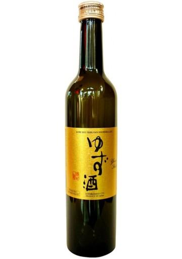 Sake Yuzu  0 50 lt.