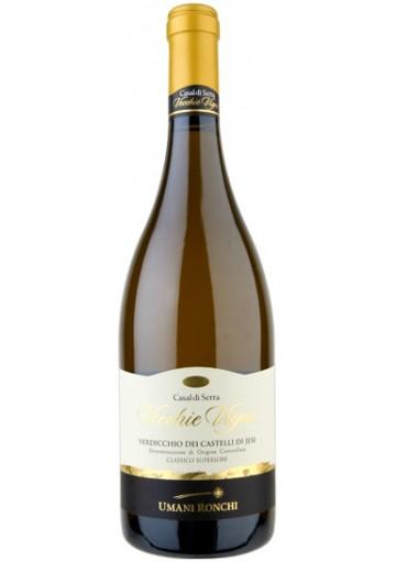 Verdicchio Dei Castelli di Jesi Vecchie Vigne Umani Ronchi 2016  0,75 lt.