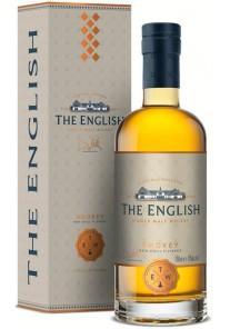 Whisky The English Single Malt Smokey 0,70 lt.