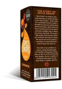 Spice Drops Cardamomo 5 ml.