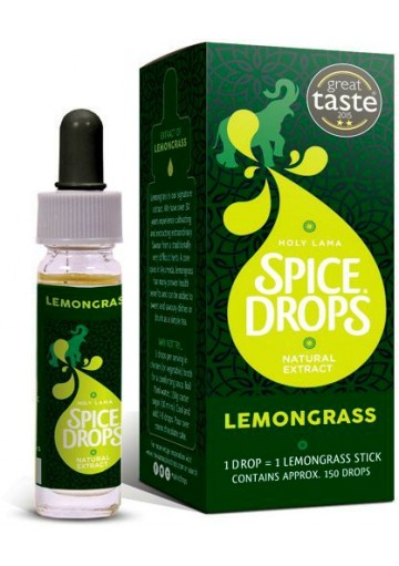 Spice Drops Lemongrass 5 ml.