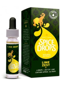 Spice Drops Lime Zest 5 ml.