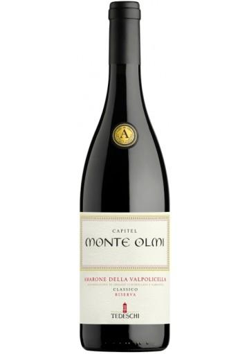 Amarone della Valpolicella classico Tedeschi Capitel Monte Olmi Riserva 2012 0,75 lt.