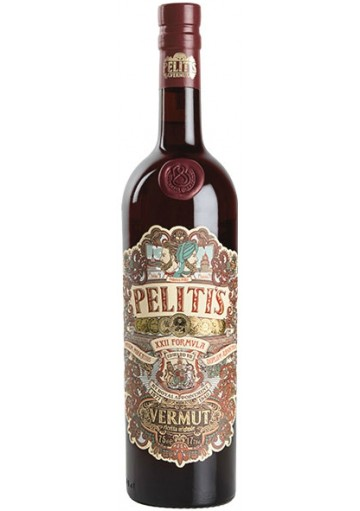 Vermut Peliti\'s Rosso 0,75 lt.