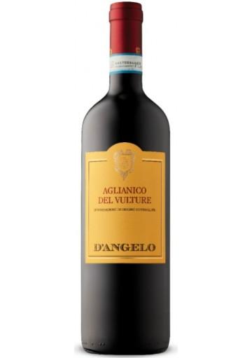 Aglianico del Vulture D\'Angelo 2015  0,75 lt.