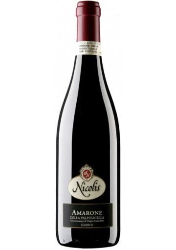 Amarone della Valpolicella classico Nicolis 2012 0,75 lt.